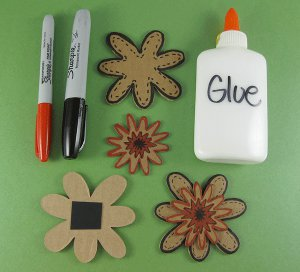 Simple Spring Magnets
