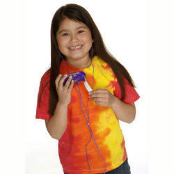 Summer Sunset Tie-dye T-shirt