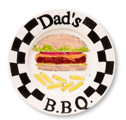 Father's Day BBQ Plate
