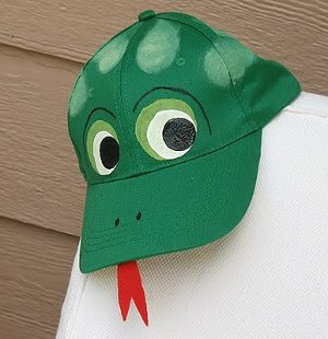 Froggie Baseball Cap