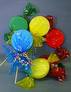 Lollipop Child Room Decorations