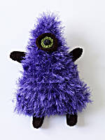 Furry Friend Crochet Toy