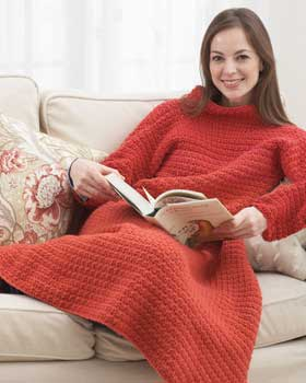 Blanket Sleeves Pattern - Pattern Collections
