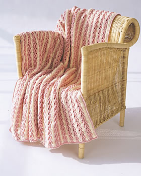 Touch of Class Afghans - Crochet Patterns - 1-2-3 Stitch!