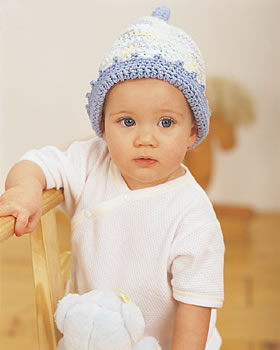 Free Baby Crochet Patterns - Rhelena on HubPages