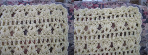 Be My Sunshine Afghan