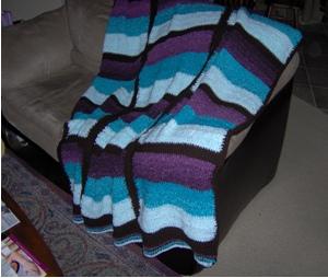 Bedspread or Afghan