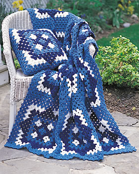 Wedding Ring Afghan Crochet Pattern | Crochet Guild