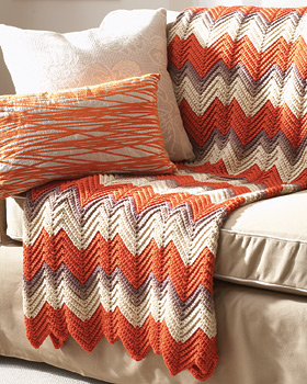 Design Ideas – the Missoni Ripple