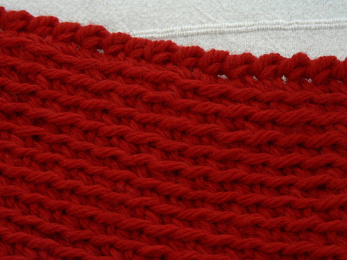 Crimson Ridge Cowl
