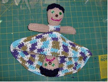 Crochet Mood Doll