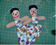 Crochet Mood Doll 3