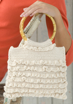 15 Crochet Ruffle Patterns