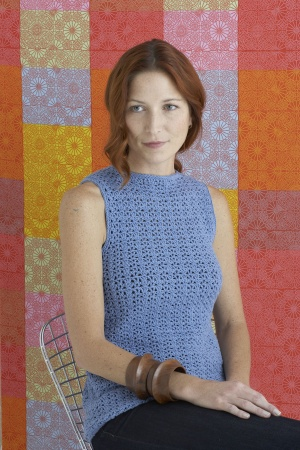 fans and shells lacy stitch - Free Crochet Patterns