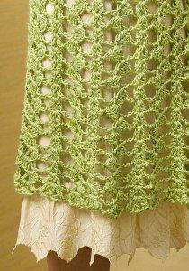Jupe Crochet 4