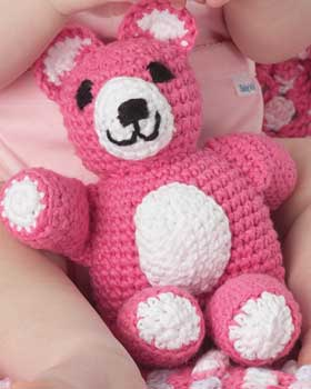 Crochet Creatures Patterns - Cuddly Crochet Creatures at WomansDay