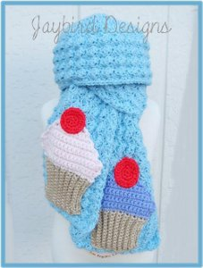 BASIC CROCHET SCARF PATTERN | Crochet Patterns