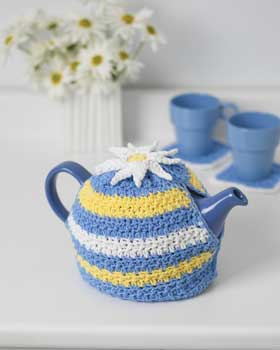 25+ Lovely Tea Cozy Patterns: {Free} : TipNut.com