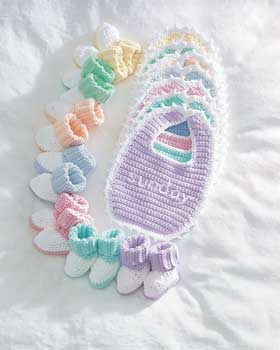 14 Free Crochet Patterns for Babies & Toddlers ...