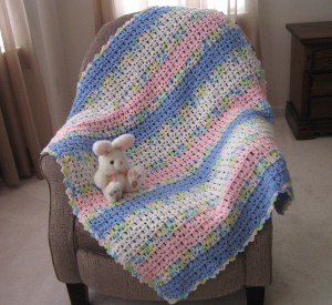 Easter Sunday Afghan