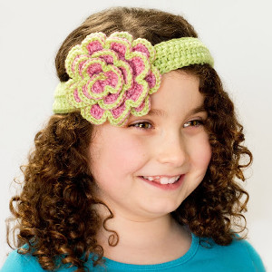 Easy DIY Crochet Headband