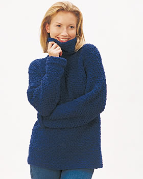 Crochet Sweater - blogspot.com