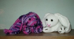 Floppy Bunny Crochet Pattern
