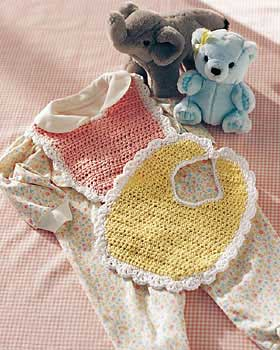 COTTON BABY BIB PATTERN | Subtle Patterns