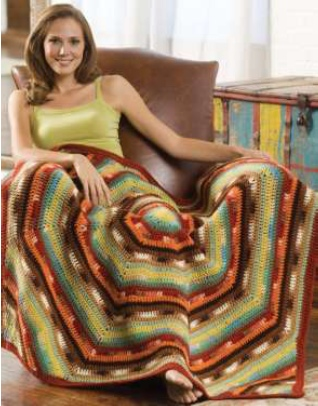 Jumbo Octagonal Throw