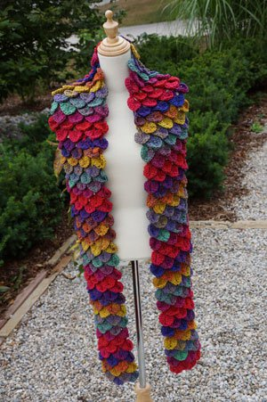 Colorful Rio Scarf