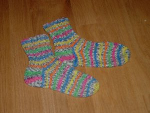 Soft Baby Socks