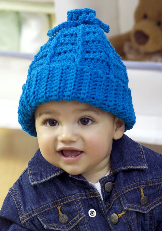 Free Crochet Hat Patterns -- Free Patterns for Crocheted Hats