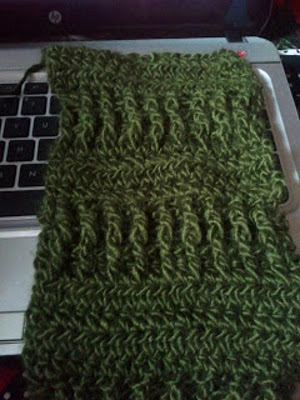 Valleys and Bridges Scarf