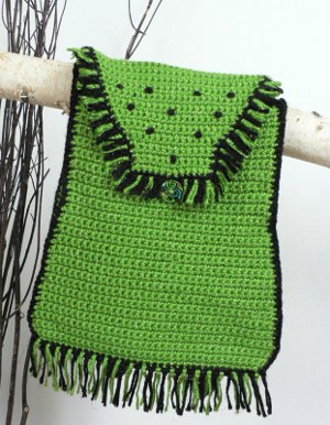 Wicked Lime Green Bag