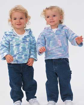 Free Crochet Patterns For Baby Hoodies : CROCHET HOODIES/PATTERNS/FREE - Crochet Club