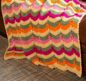Colors of the Wind Afghan