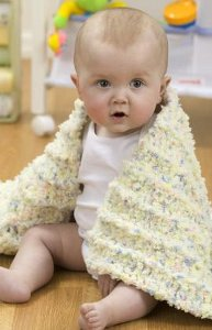 cozy baby blanket Top 5 Crafts of April