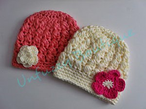 CROCHET BASIC BEANIE – HALF DOUBLE CROCHET