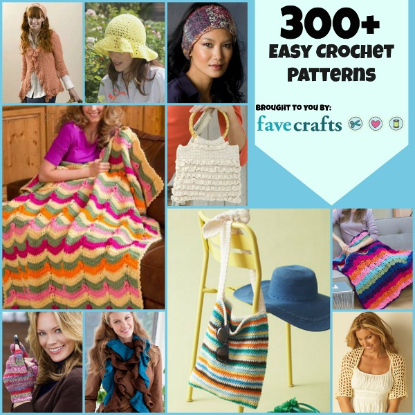 Crochet 300 Page