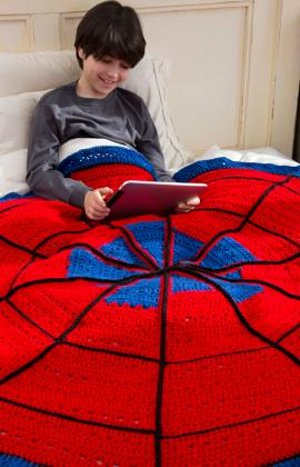 Spider Man Web Throw