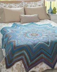 Crochet~Afghan~Star Pattern on Pinterest | 17 Pins