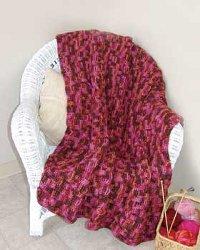 Chunky Crochet Blankets on Pinterest