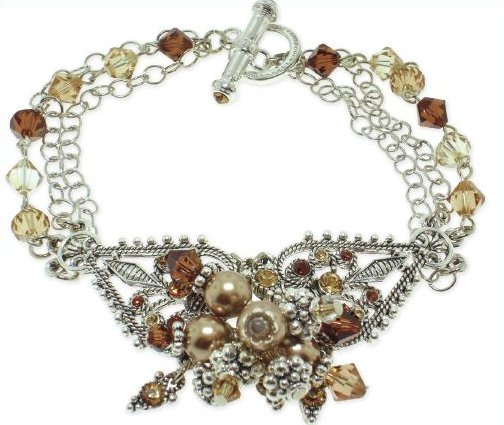 Crystal Bead Bracelet - Huge Stock to Compare Prices on Crystal