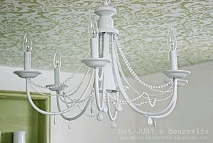 Clarification on wire colors of lamp cord for chandelier? - Yahoo