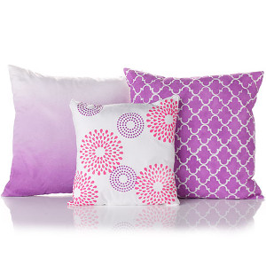 Explosively Radiant Pillows