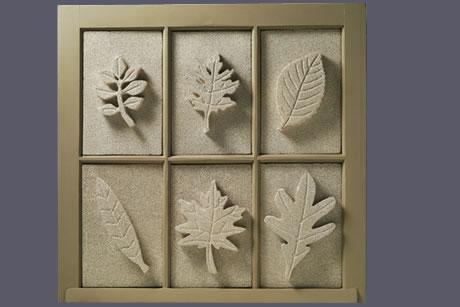 LeafWindowFrame How to Find Home Decor Craft Ideas