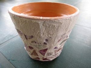 Terra Cotta Flower Pot