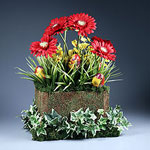 Boldly Blooming Centerpiece
