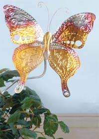 butterflygardenstake Top 5 Crafts of March