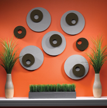 Disc Wall Art